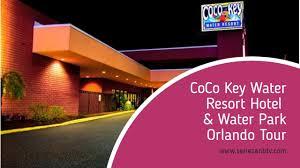 coco key water resort hotel water park orlando tour traveltips