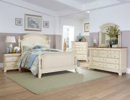bedroom ideas white furniture. mesmerizing ivory white paint finish broyhill poster bedroom set design with curved shape headboard and fancy ideas furniture