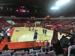 Stegeman Coliseum Section A Rateyourseats Com