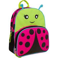 backpacks school at walmart com animal friends 12 ladybug backpack home decorators outlet halloween bags cool cru gear