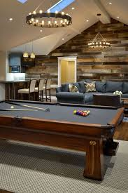 basement pool table. Delighful Basement Rustic Style Is Perfect For A Basement Decor To Basement Pool Table