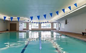 indoor gym pool. Aqua Classes Offer The Perfect Low-Impact Exercise Indoor Gym Pool