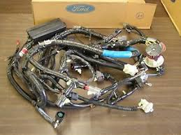 nos oem ford 1989 ranger truck pickup wiring harness under hood early bronco wiring harness install image is loading nos oem ford 1989 ranger truck pickup wiring