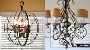 diy chandelier makeovers easy ideas for old brass crystal and ugly gold chandelier makeover
