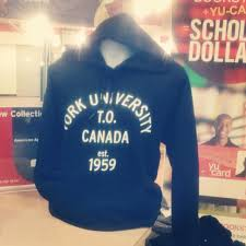 york university hoodie. yorku hoodie york university d