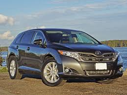 2016 Toyota Venza AWD XLE Redwood Edition Road Test Review ...
