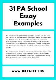 the physician assistant school and program  31 physician assistant school essay examples and samples
