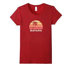 70s T Shirt Design Havana Cuba Vintage T Shirt Retro 70s Throwback Tee Design