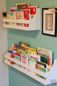 Wall #Shelves   18 Perfect Playroom #Storage Ideas ... → · Baby Boy Bedroom  ...