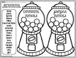 3b4514fb15e09af4c58513b770e5f47c proper noun activities literacy activities 25 best ideas about proper nouns worksheet on pinterest proper on free printable possessive nouns worksheets