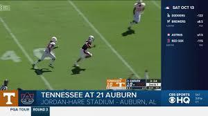 Tennessee vs Auburn 2018 college ...