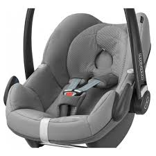 maxi cosi replacement cover set for pebble concrete grey