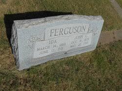 Ida Ferguson (1883-1931) - Find A Grave Memorial
