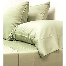 Amazon.com: Classic Bamboo Sheets by Cariloha - 4 Piece Bed Sheet Set -  Softest Bed Sheets and Pillow Cases - Lifetime Protection (King, Sage):  Home & ...