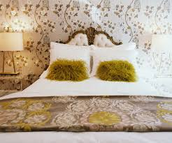 floral wallpaper bedroom ideas. 18 romantic bedroom ideas · floral wallpaper w