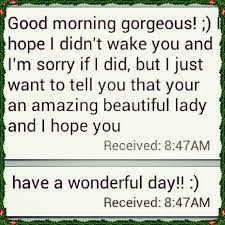 Sweet Good Morning Quotes For Her Enchanting Sweet Good Morning Texts For Her Business Quotes