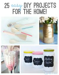 25 easy diy projects for the home 01 july 2016