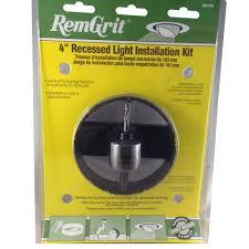 4 3 8 remgrit carbide grit recessed light installation kit