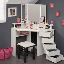 cool teenage bedroom furniture. Sale Parisot Corner Beauty Bar Dressing Table Cool Teenage Bedroom Furniture