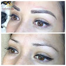 with other forms of semi permanent makeup with microblading pigment will never change color your results will slowly fade over time