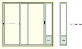 pet patio doors beautiful pet patio door or fantastic pet patio door with pet door security pet patio doors