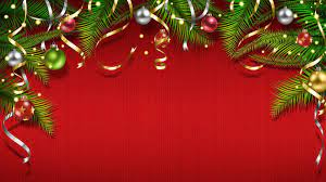 Red Christmas Desktop Wallpapers - Top ...