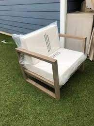 outdoor bench replacement cushions