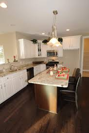 lovely small kitchen island with seating. Beautiful Small Kitchen Long Island City Ideas Modern Islands Seating Waraby Inspirations Narrow Gallery Design Mesmerizing Lovely With L