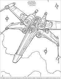 Star Wars Coloring Page Free Coloring Pages Coloring Pages For