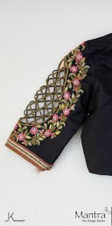 Blows New Design 8 New Interesting Blouse Trends For The Quintessential South