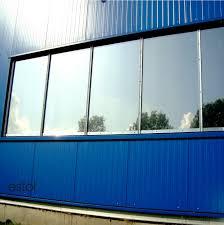 Premium Sonnenschutzfolien Fensterfolie Spiegelfolie Spiegelfolie
