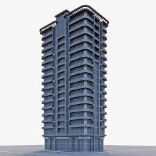 modern residential building.  Building Modern Residential Building Supprimer Signer Ce Produit Inside Residential Building 3DExport