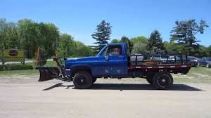 1984 Chevrolet K10 Pickup Truck For Sale by Online Auction - YouTube