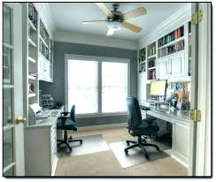 Home Office Furniture Ottawa Cool Home Office Two Desks Thehathorlegacy