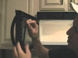 Replacement Parts For Microwaves Broken Microwave Door Youtube