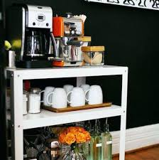 coffee bar for office. Coffee Bar Furniture Cart For Office T
