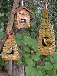 Rustic Birdhouses Rustic Birdhouses Roosting Pockets Wren Bird House