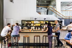 Inte för att det kaffe vi hade inte var stort. The Paramount Coffee Project Surry Hills A Food Fable