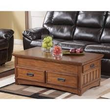 Attractive Barrett Trunk Coffee Table With Lift Top Amazing Ideas