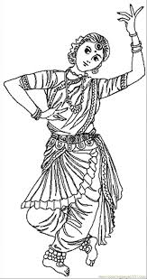 Small Picture Indian Coloring Page Free India Coloring Pages
