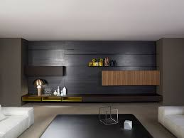 Tv Wall Unit Contemporary Tv Wall Unit Wooden By Piero Lissoni Modern