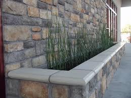 caps 4 pewter concrete retaining wall block ds6 jpg