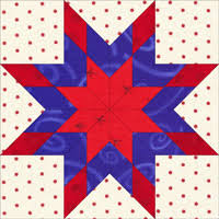 Thread for free motion quilting Blazing Stars & Blazing Star quilt block Blazing Star quilt block - Morning Star - Lone Star  ... Adamdwight.com
