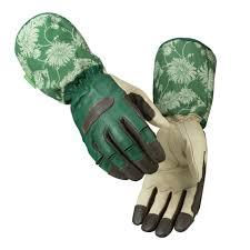 laura ashley gauntlet garden gloves kimono size medium