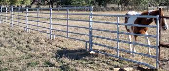 China Cheap Metal Cattle Livestock Farm Fence PanelCattle Fence