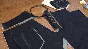 Mens Jeans Pattern