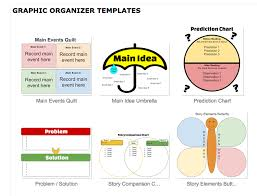 The Electric Educator Graphic Organizers With Google Drawing