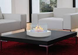 Indoor Coffee Table With Fire Pit Best Ventless Tabletop Fireplace Reviews In 2017 Ultimate