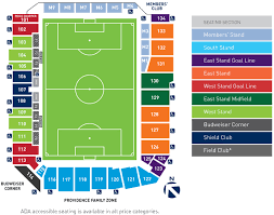 Sporting Kc Seating Chart Sporting Kansas City Releases Half Season Ticket Packages