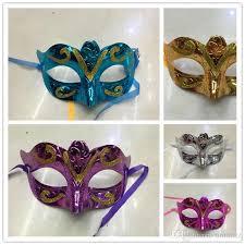 promotion selling party mask with gold glitter mask venetian uni sparkle masquerade venetian mask mardi gras masks masquerade halloween masks for